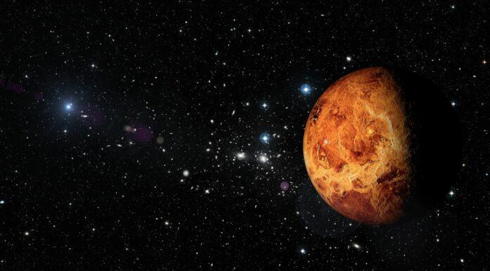 Volcanes de Venus | Algunos de ellos siguen activos
