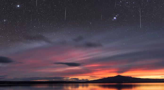 Lluvias de estrellas en México: un acontecimiento único