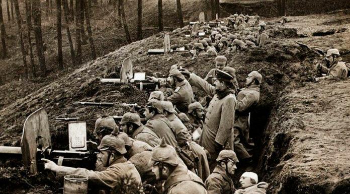 por que se inicio la primera guerra mundial