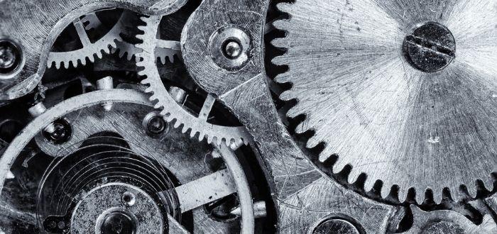 Las máquinas industriales