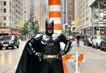 El Batman argentino Un superhéroe nada corriente