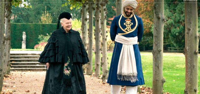 La reina Victoria y Abdul, una fantasía hecha realidad