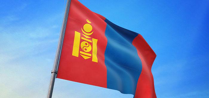 datos curiosos de bandera de mongolia