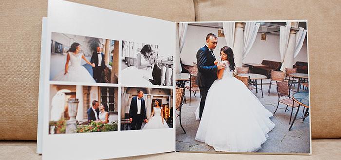 evolucion album fotos boda