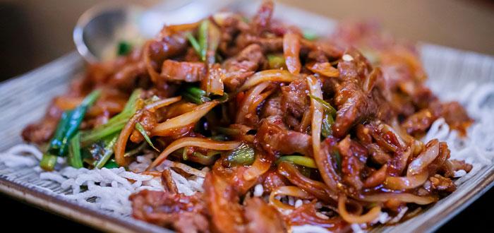 gastronomia mongol