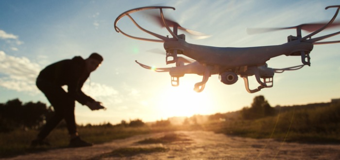 sensores LiDAR y Drones DJI