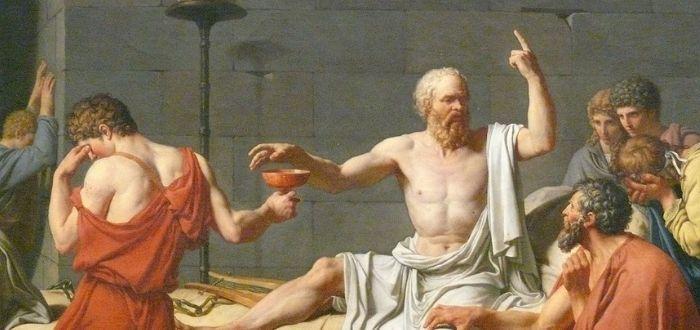 El concepto de dicha por Sócrates