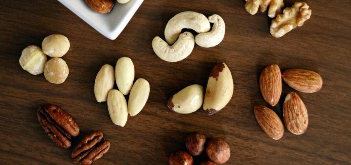 Mitos de los frutos secos