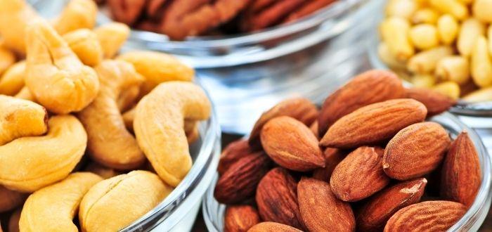 Consejos sobre los frutos secos