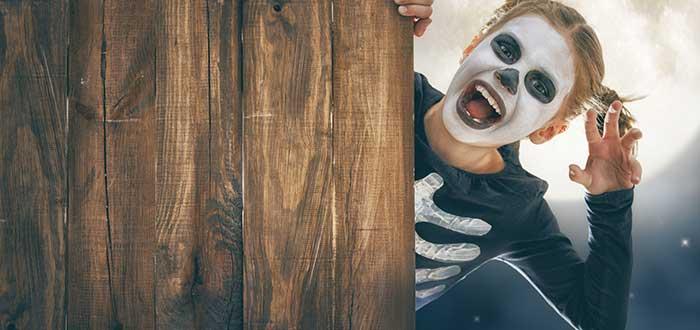 disfraces halloween caseros niños
