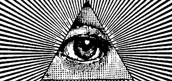 El ojo y el triángulo