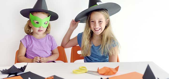 ideas disfraces halloween en casa