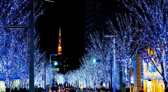 como se celebra la navidad en japon