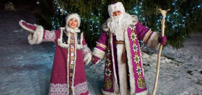 Tradiciones navideñas rusas
