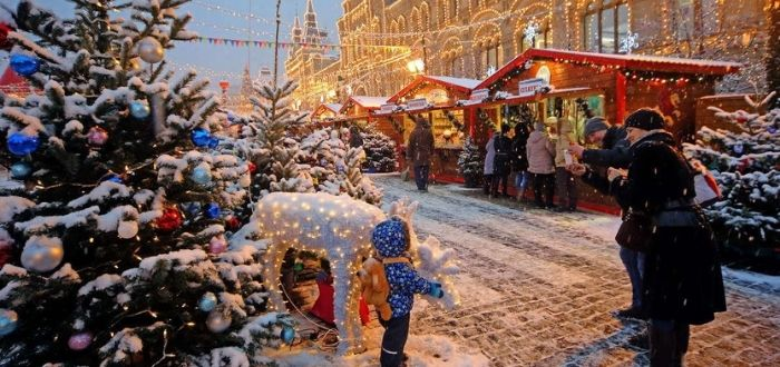 Navidad rusa