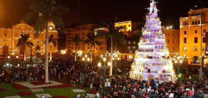 tradiciones navideñas peruanas