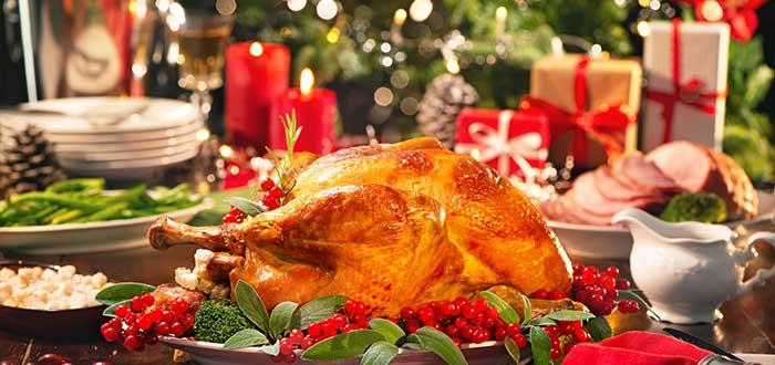 como se celebra la navidad en estados unidos cena navideña