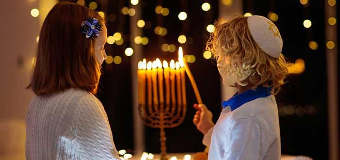 como celebran los judios la navidad