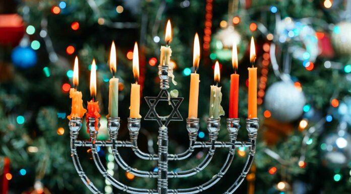 como celebran la navidad los judios