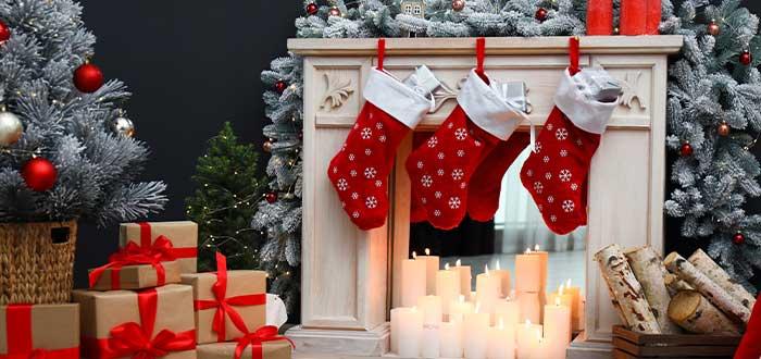 tradiciones navideñas en estados unidos las medias de navidad