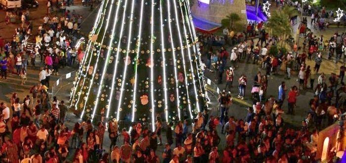 Navidad en Ecuador