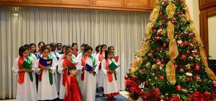 cómo se celebra la Navidad en Ecuador