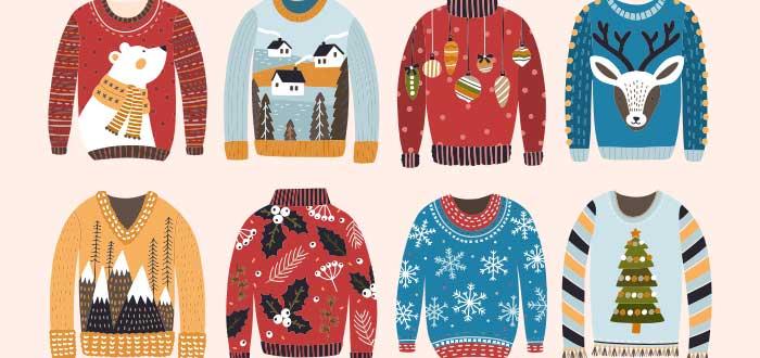 ugly christmas sweaters cómo se celebra la navidad en canadá