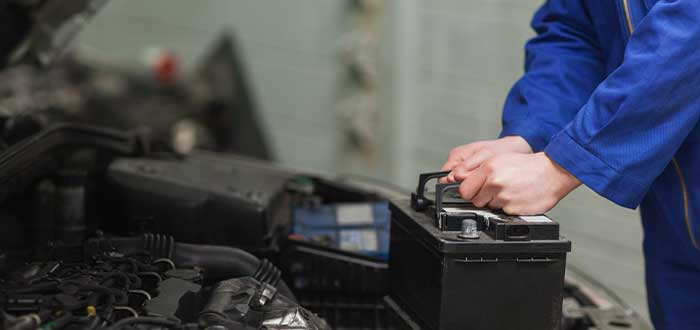 Como elegir correctamente la bateria de tu coche