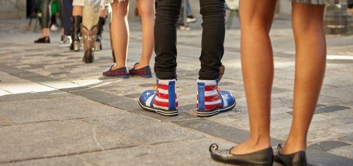 Ponte en los zapatos del otro