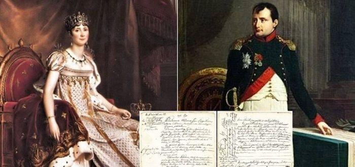 cartas de amor de Bonaparte