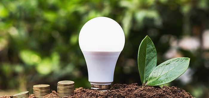 cambiar a bombillas LED en el hogar