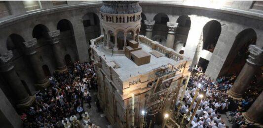La tumba de Jesús