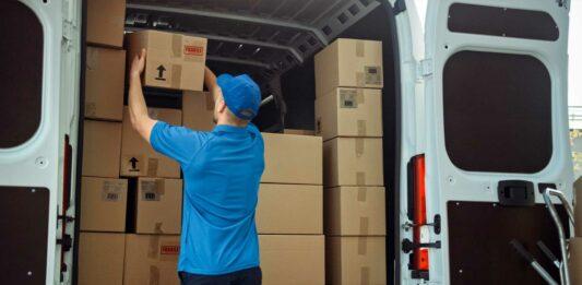 entrega de paquetes sostenible