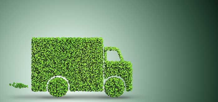 entrega sostenible