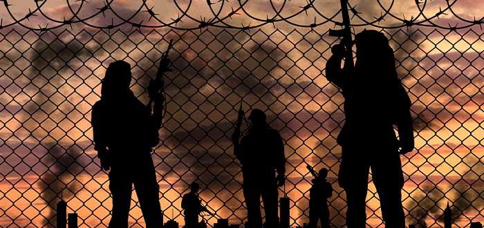 los rebeldes siria