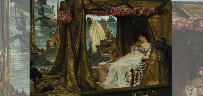 cómo era Cleopatra físicamente