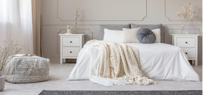 Qué aspectos de tu dormitorio influyen en tu descanso