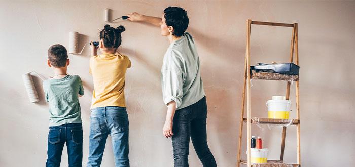 tareas mantenimiento del hogar